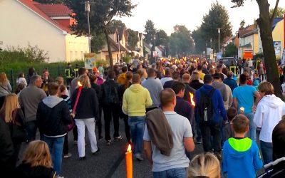 Festumzug und Gemeindefest